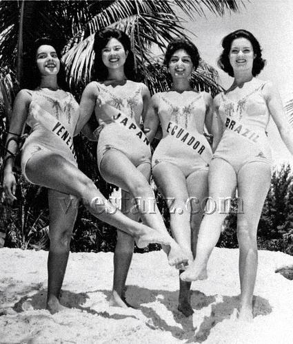 MISS UNIVERSE IN HISTORY! 1960mu-usa-01