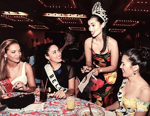 Bb Pilipinas Universe 1998: Jewel Lobaton  1998mu-tnt-06