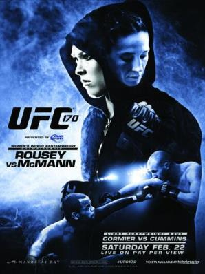 UFC 170: Rousey vs. McMann Live Chat and Results Final_UFC_170_event_poster