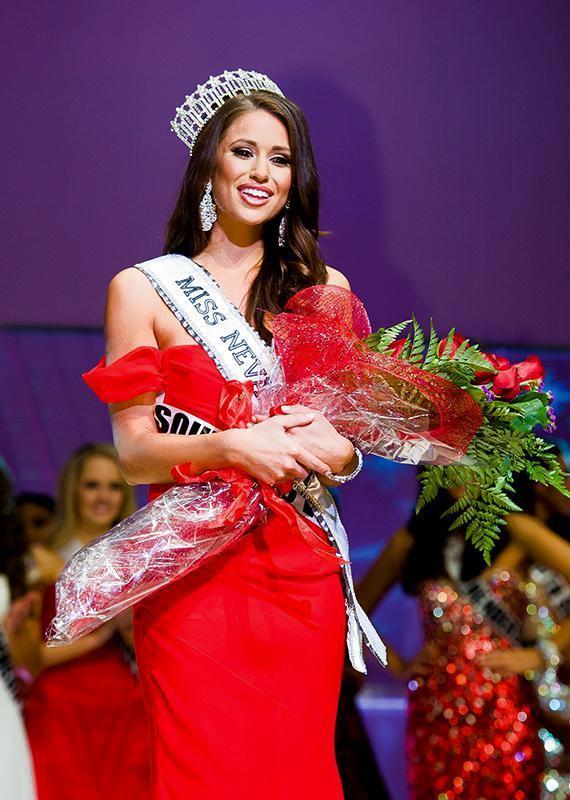 Nia Sánchez (USA 2014) Nia-Sanchez-Miss-Nevada-USA-2014-570