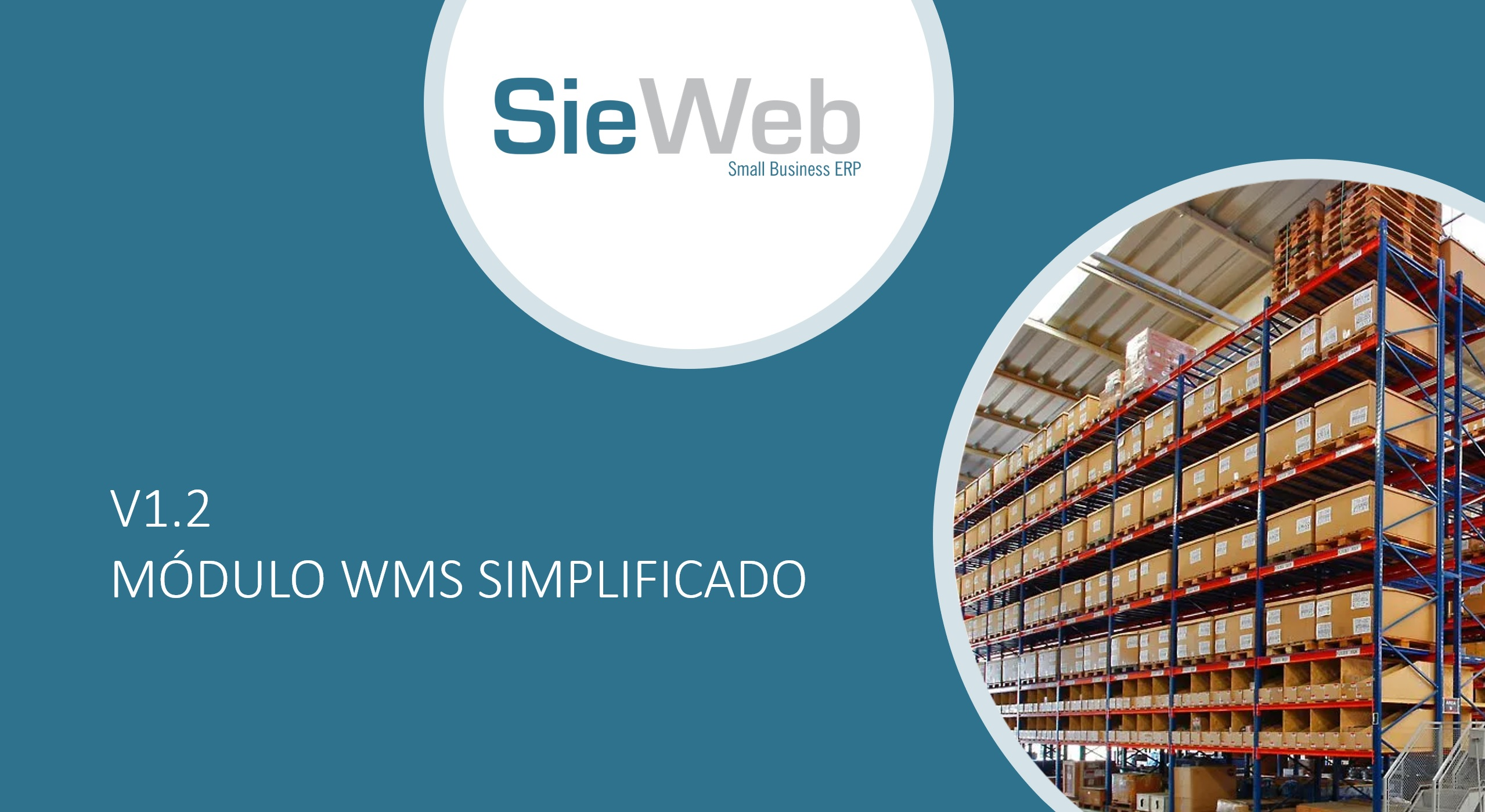 Controle de Estoque - WMS Simplificado SieWeb%20v1.2%20-%20WMS%20Simplificado