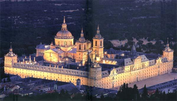 Tvrđave i dvorci - Page 2 ElEscorialNacht