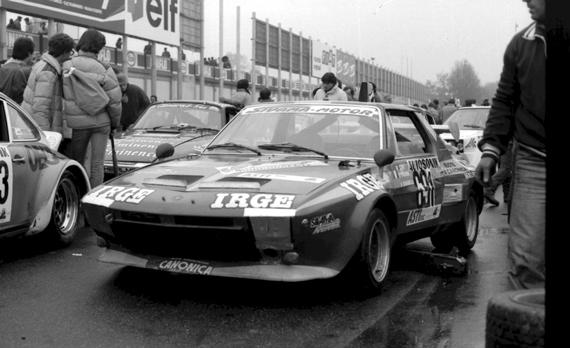 Un article internet pour TONDU (Bertone X1/9 Abarth Prototipo) Giro-dItalia-1981