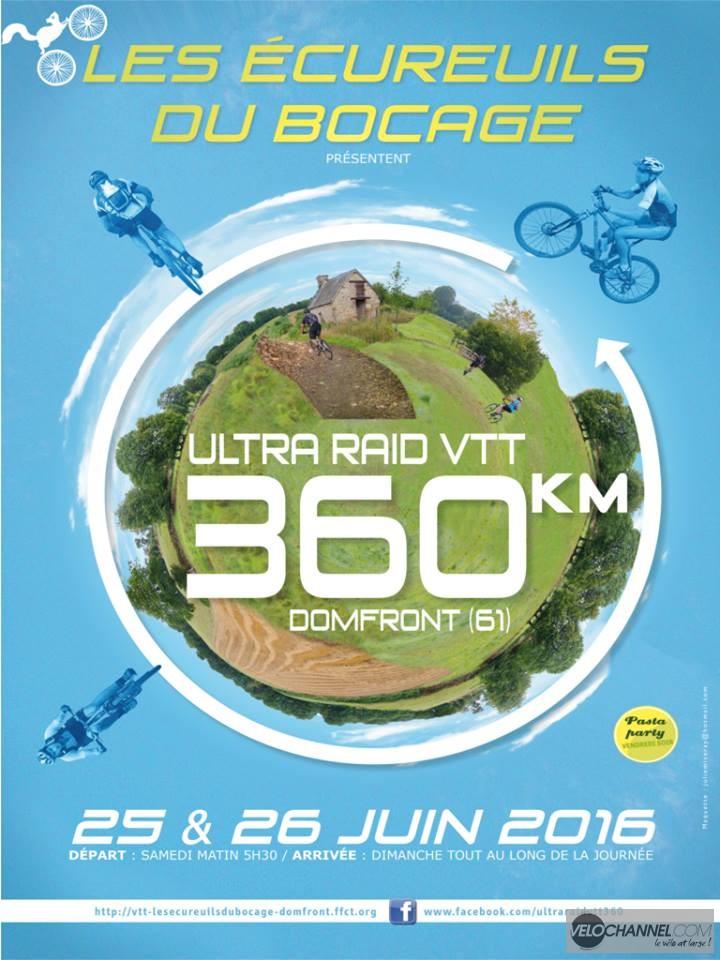 Ultra Raid VTT 360 km Affiche_Ultra_raid_VTT_360_Domfront