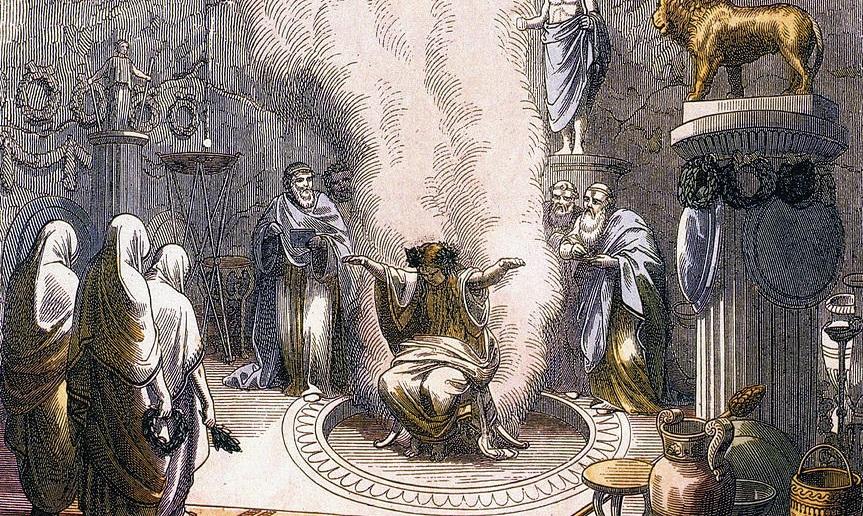 Religioni - Dal sacro al profano  - Pagina 2 Greece-oracle-at-delphi-granger