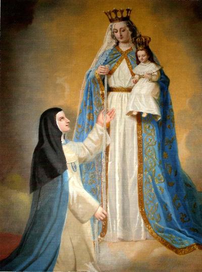Notre-Dame du Bon Succès Mariana-mesure-apparition