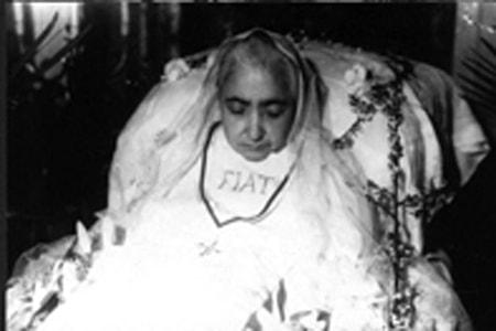 Présentation Luisa-piccarreta-morte