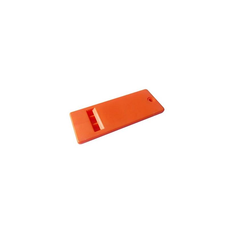 TSM tout léger Sifflet-plat-en-plastique-recycle-flat-whistle