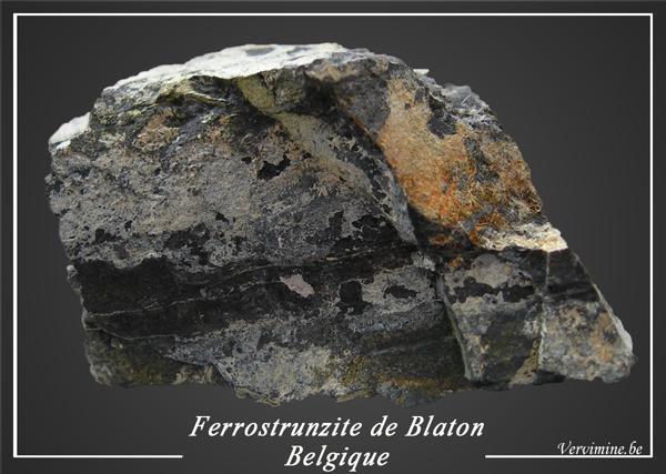 Ferrostrunzite de Blaton (en Belgique) 21-ferrostrunzite-blaton-belgique-600pix