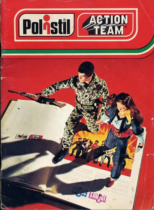 GI Joe Action Team - catalogo Polistil 1977 File0001