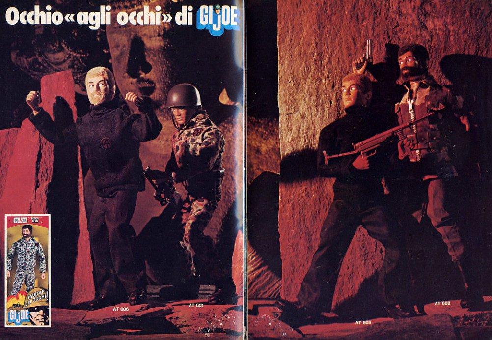 GI Joe Action Team - catalogo Polistil 1977 File0004