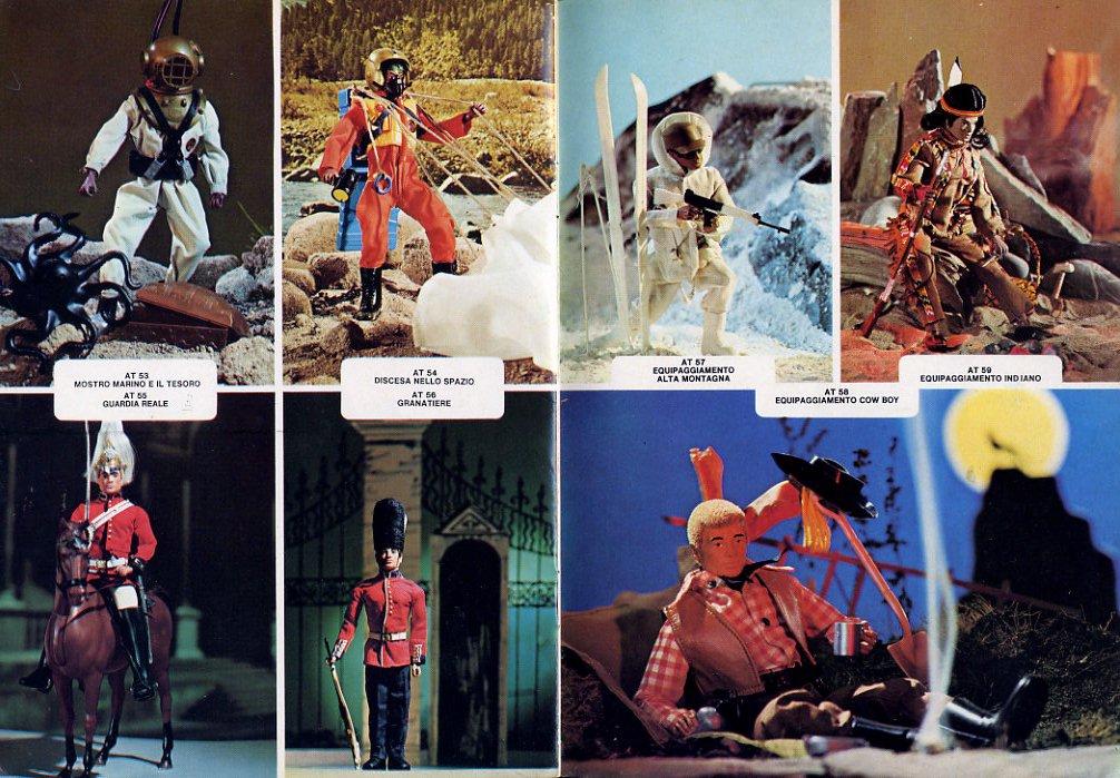 GI Joe Action Team - catalogo Polistil 1977 File0008