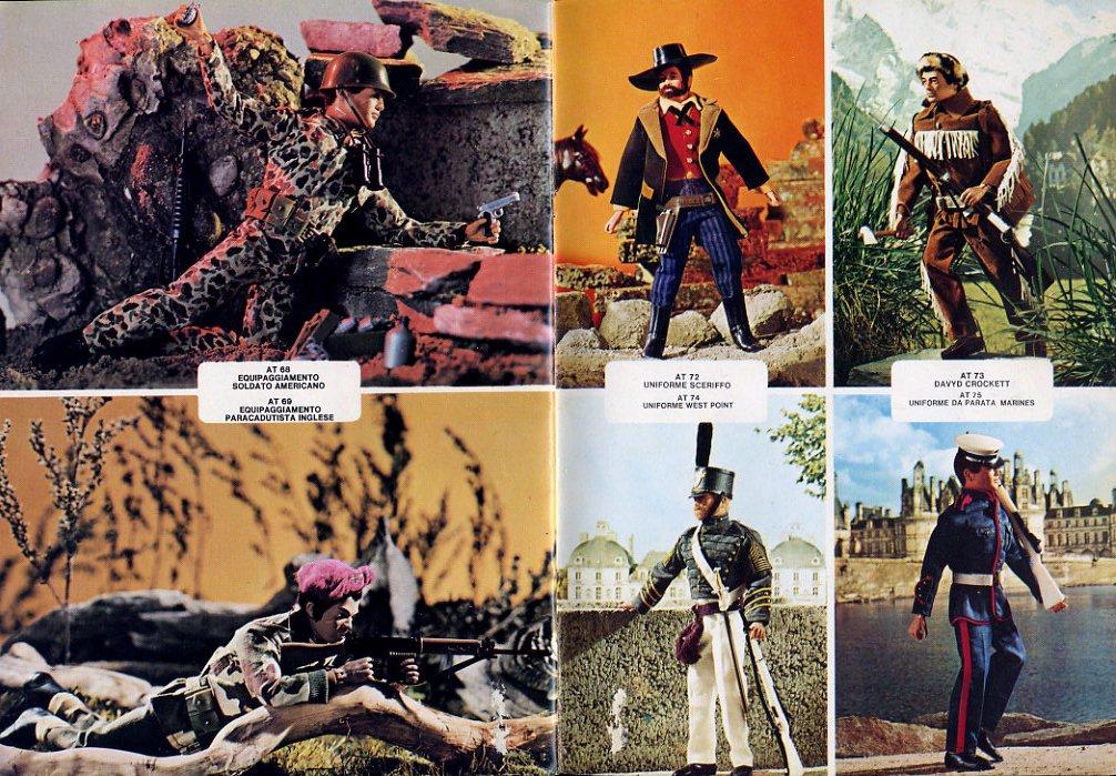 GI Joe Action Team - catalogo Polistil 1977 File0010