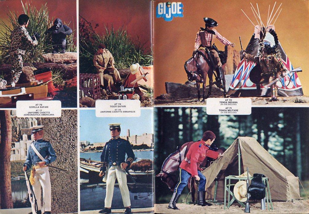 GI Joe Action Team - catalogo Polistil 1977 File0011