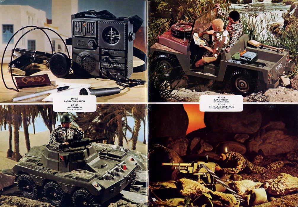 GI Joe Action Team - catalogo Polistil 1977 File0012