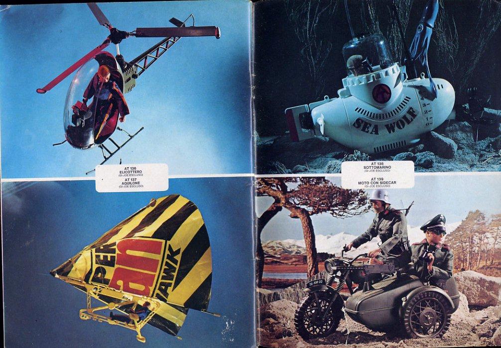 GI Joe Action Team - catalogo Polistil 1977 File0013