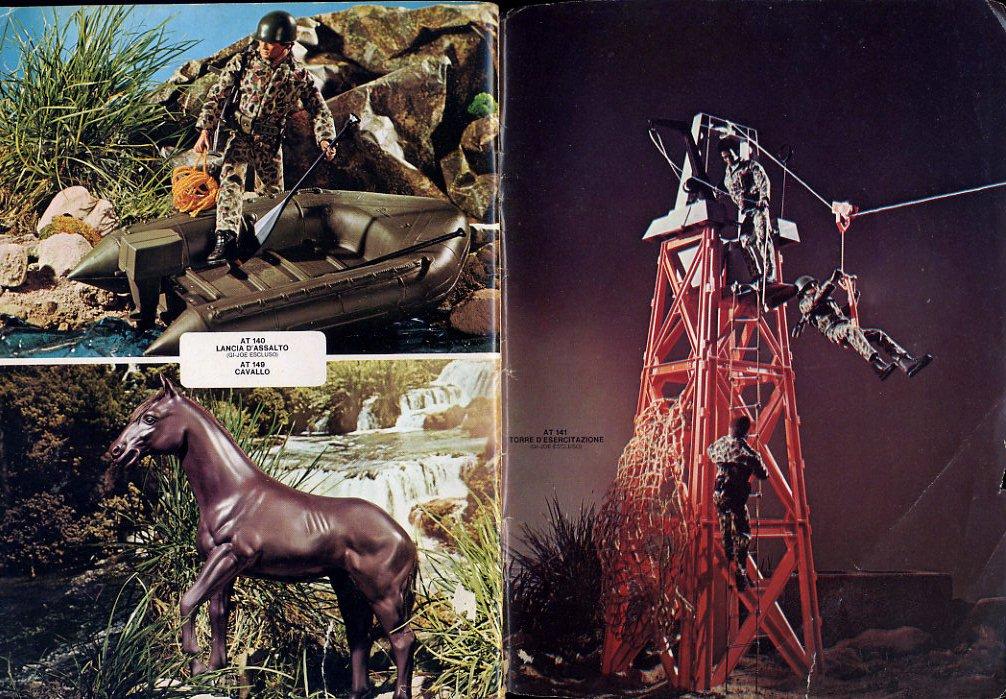 GI Joe Action Team - catalogo Polistil 1977 File0014