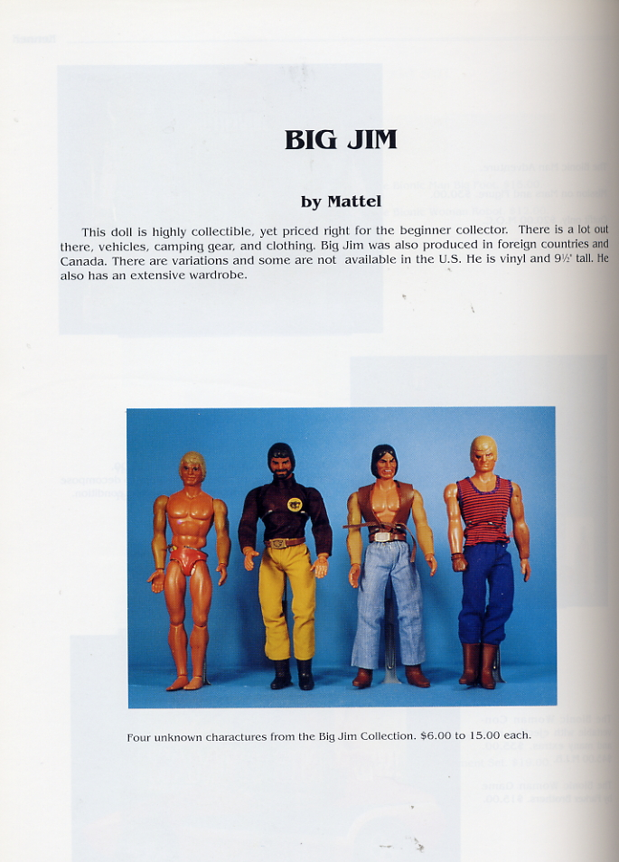 """Big Jim in """"Collectible Action Figures"""" Manos3"""
