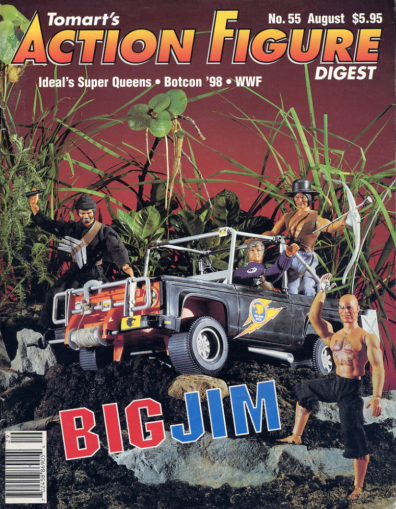The Creation and Marketing of Big Jim TB-1-1