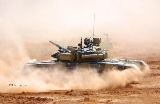 دفعة جديد من دبابات تي90 نسخة مطورة للجزائر Ltldoit
