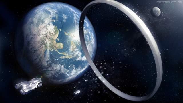 Престон Джеймс  - Предстоящий переход к космическому фашизму (Части I-III) Concept-art-breakaway-civilization-ben_mauro-640x360