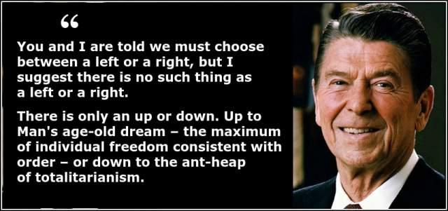 Престон Джеймс  - Предстоящий переход к космическому фашизму (Части I-III) Reagan1-640x301