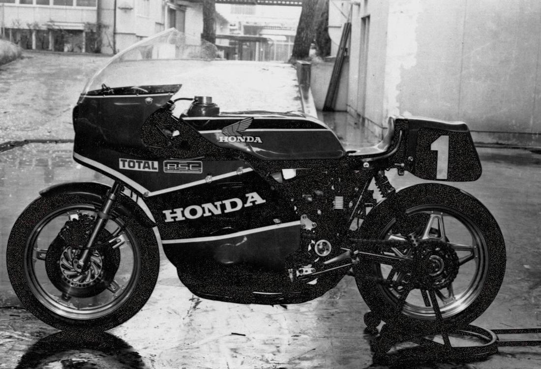 Honda RCB/RSC (d'époque) RCB-10