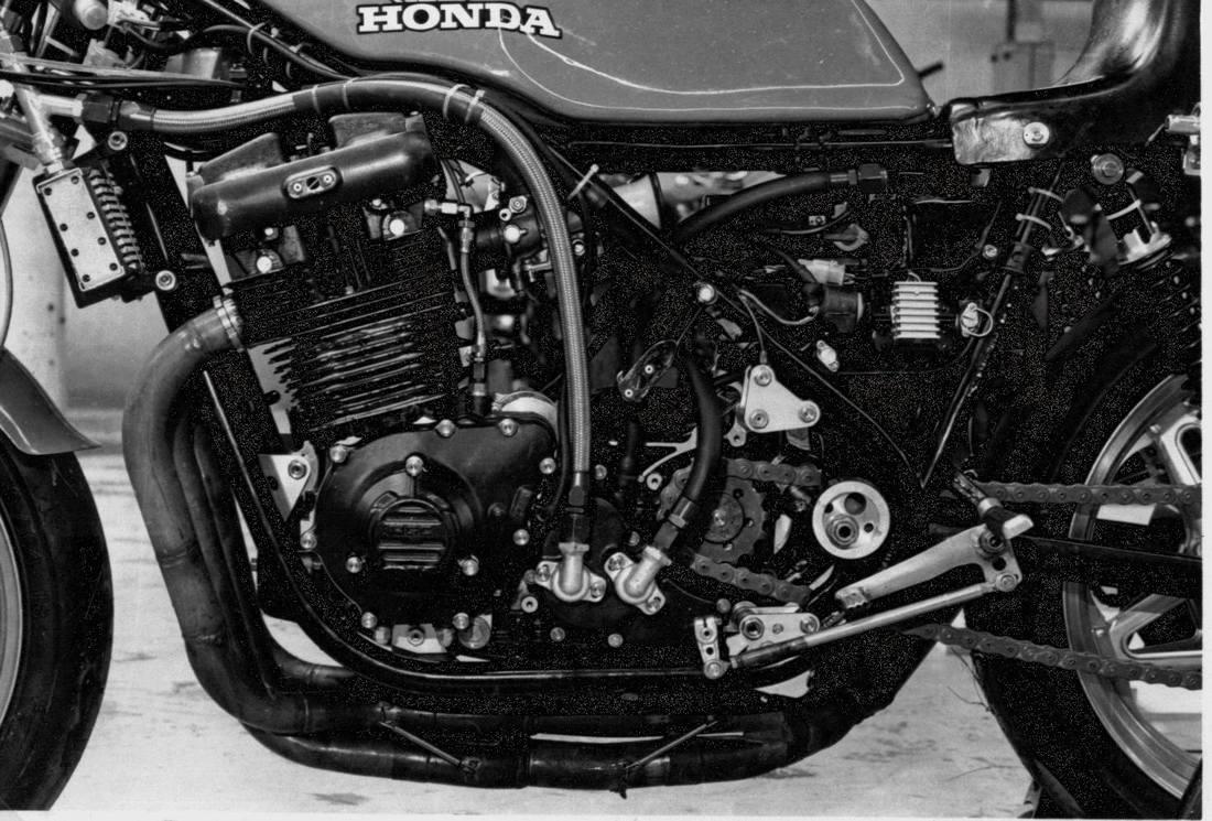 Honda RCB/RSC (d'époque) RCB-13