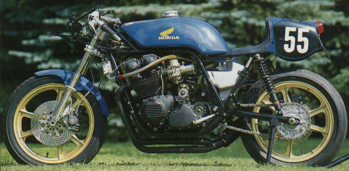 Honda RCB/RSC (d'époque) RCB-2