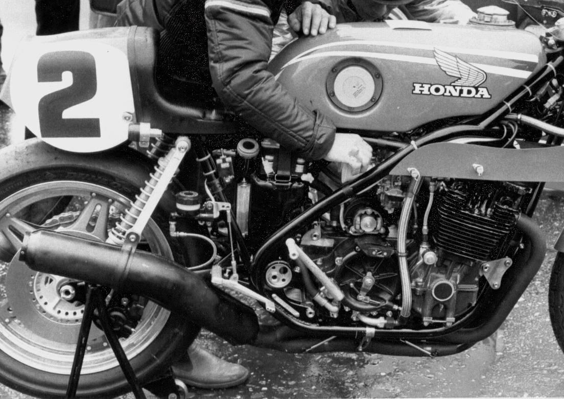 Honda RCB/RSC (d'époque) RCB-6