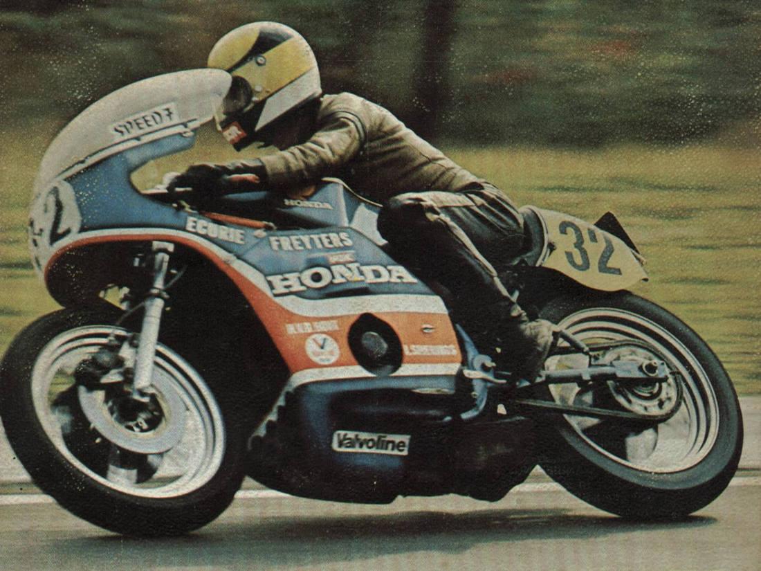 Honda RCB/RSC (d'époque) RCB-9
