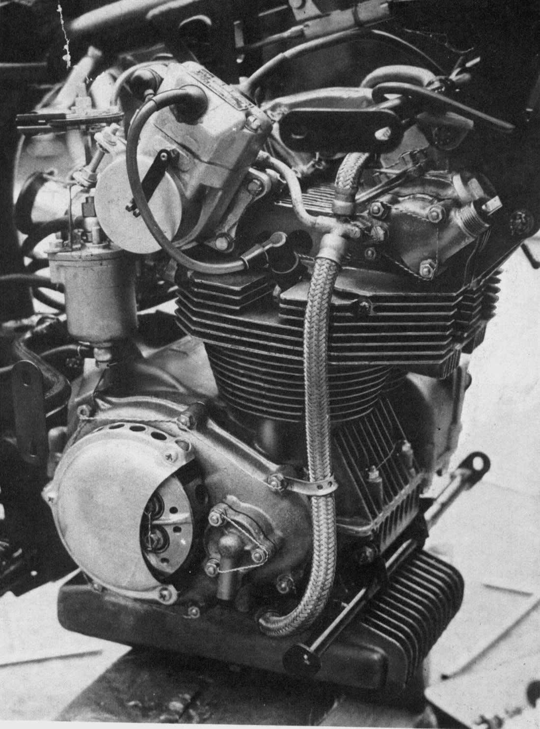 Honda RC 142 Rc142engine