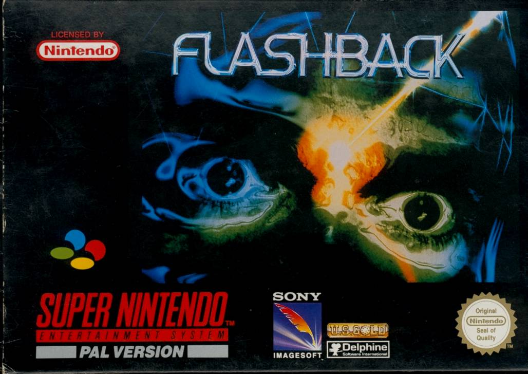 150 SNES games reviewed  - Page 4 Flashback