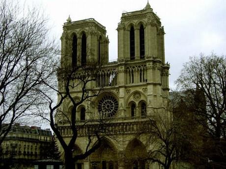 una passeggiata a parigi Mini-notredame