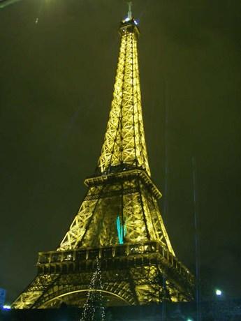 una passeggiata a parigi Mini-toureifel