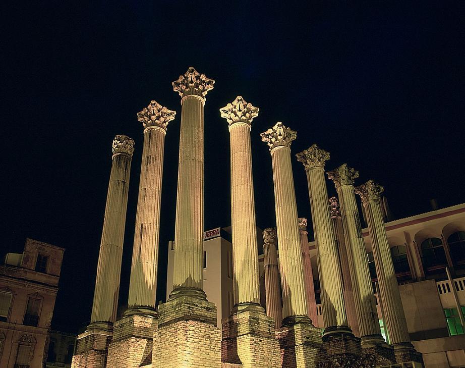 10 pesetas 1997 Séneca Templo-romano-de-cordoba