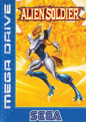 Sega Megadrive, horas y horas de felicidad. - Página 3 Alien-Soldier