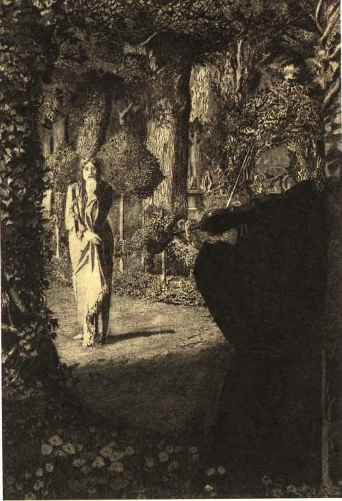 La jeune fille, la Mort et August Brömse 2