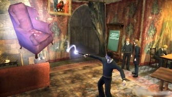 Harry Potter Sága 1-6 / EN,CZ Harry-potter-and-the-order-of-the-phoenix-game-screenshot