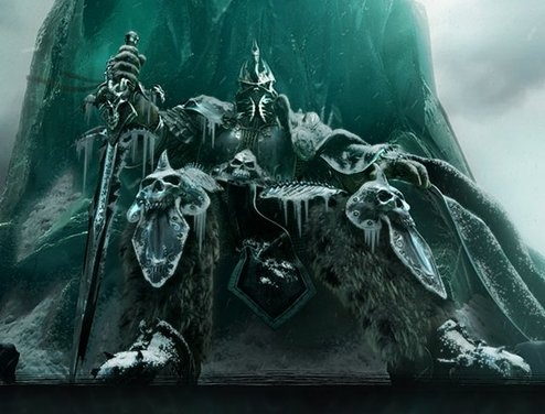 Nemam vise vremena...-Mirjana Vujicic The-lich-king-world-of-warcraft