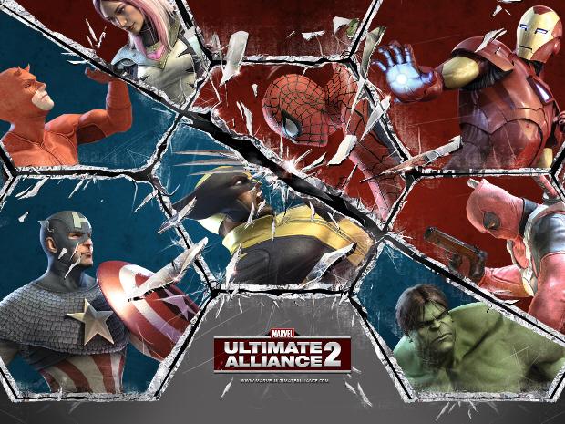 Számítógépes és videojátékok Marvel-ultimate-alliance-2-wallpaper-shatter-small
