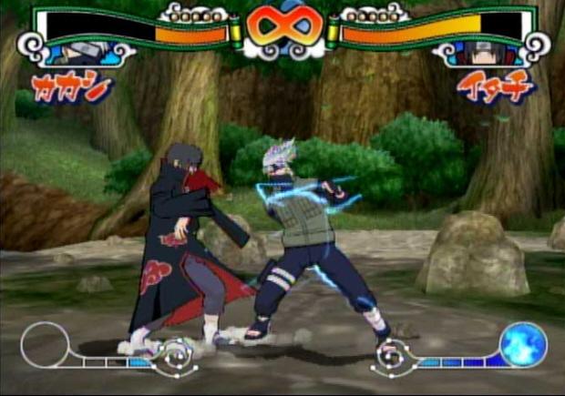 Naruto Shippuuden Clash of Ninja Revolution PC הורדה מ ShareFlare Naruto-shippuden-clash-of-ninja-revolution-3-screenshot