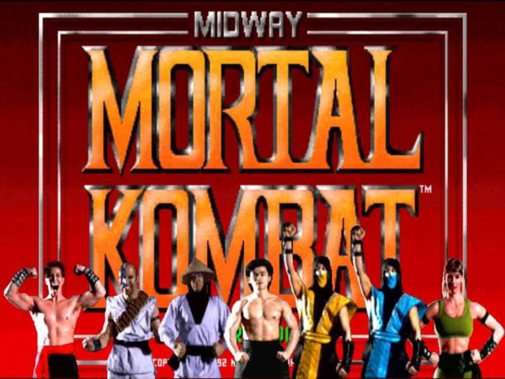 Curiosidades de la saga Mortal Kombat Mortal-kombat-1-cast-artwork