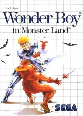 Défi 03 - Wonderboy in monster land 1764b