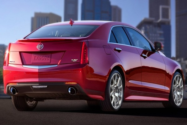 Cadillac Cadillac-ats-v-rear-three-quarers_reference