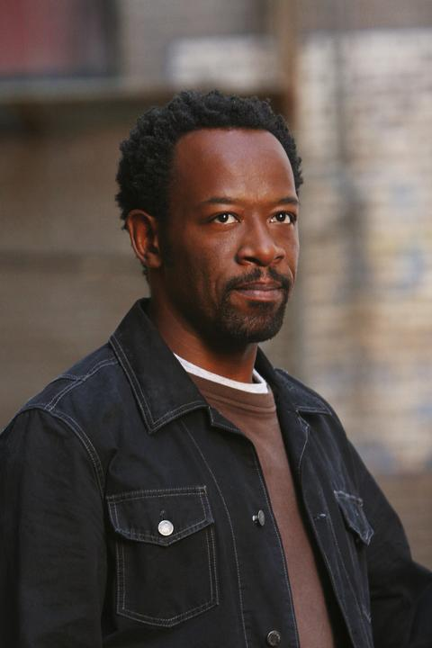 Is this Conrad Murray in a movie? Jericho_LennieJames-2006-02