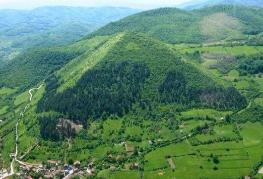 THE PYRAMID'S HEALING CHAMBERS : The purification of sacred underground water Bosniiskie-piramidy9