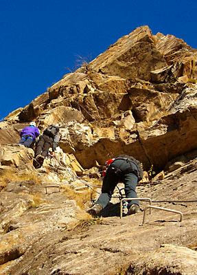 Oropa, monte Tovo, Ferrata Nito Staich Ferrata%20staich%208