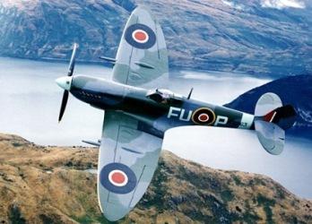Histoire vécu d'un aviateur de guerre ASpit1