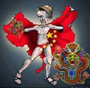 không - CHẾ ĐỘ CỘNG SẢN CHỈ CÓ SỤP ĐỔ, KHÔNG CÓ CHUYỂN ĐỔI   2013-DEC-5-HCM-300-china